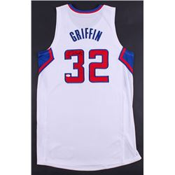 Blake Griffin Signed Clippers Jersey (JSA COA)