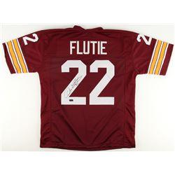 Doug Flutie Signed Jersey (Radtke COA)
