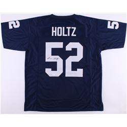 Lou Holtz Signed Jersey (JSA COA)