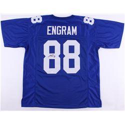 Evan Engram Signed Jersey (JSA Hologram)
