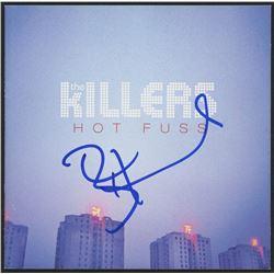 "Brandon Flowers Signed The Killers ""Hot Fuss"" CD Booklet (JSA COA)"