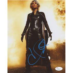 "Halle Berry Signed ""X Men"" 8x10 Photo (JSA COA)"