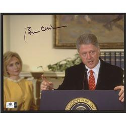 Bill Clinton Signed 8x10 Photo (JSA LOA)