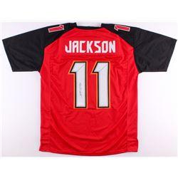 DeSean Jackson Signed Jersey (JSA COA)