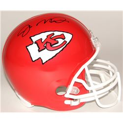 Joe Montana Signed Chiefs Full-Size Helmet (JSA COA)