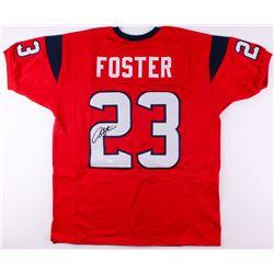 Arian Foster Signed Jersey (JSA COA)