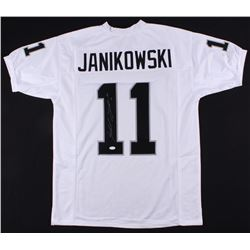 Sebastian Janikowski Signed Jersey (JSA COA)