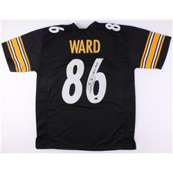 "Hines Ward Signed Jersey Inscribed ""SB XL MVP"" (Radtke COA)"