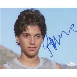 "Ralph Macchio Signed ""The Karate Kid""  8x10 Photo (JSA COA)"