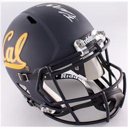 DeSean Jackson Signed California Golden Bears Full-Size Speed Helmet (JSA COA)