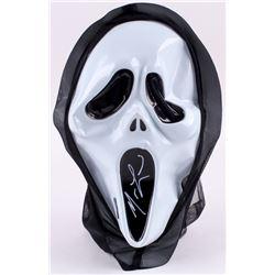 Matthew Lillard Signed Ghostface  Scream  Mask (Radtke COA)