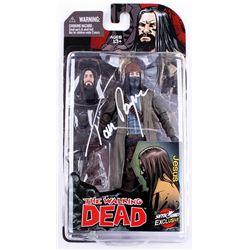 "Tom Payne Signed ""The Walking Dead"" Action Figure (Radtke COA)"