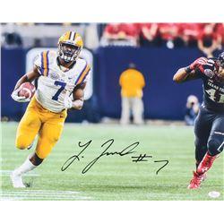 Leonard Fournette Signed LSU Tigers 16x20 Photo (JSA COA)