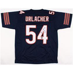 "Brian Urlacher Signed Jersey Inscribed ""HOF 2018"" (Radtke COA)"