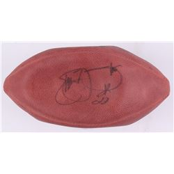 Emmitt Smith Signed NFL Football (Beckett COA)