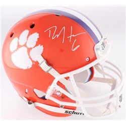 DeAndre Hopkins Signed Clemson Tigers Full-Size Helmet (Radtke COA)