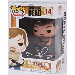 "Norman Reedus Signed The Walking Dead ""Daryl Dixon"" Funko Pop Figure (Radtke COA)"