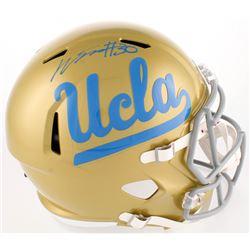 Myles Jack Signed UCLA Bruins Full-Size Speed Helmet (Radtke COA)