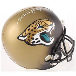 Myles Jack Signed Jaguars Full-Size Helmet (Beckett COA)