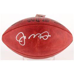Joe Montana Signed Official NFL Game Ball (JSA COA)