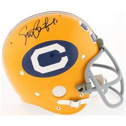 Steve Bartkowski Signed California Golden Bears Throwback Suspension Full-Size Helmet (Radtke COA)