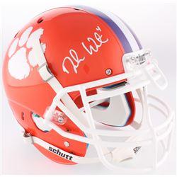 Deshaun Watson Signed Clemson Tigers Full-Size Authentic On-Field Helmet (Radtke COA)
