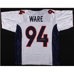 DeMarcus Ware Signed Jersey (Radtke COA)