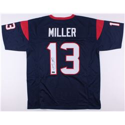 Braxton Miller Signed Jersey (Radtke COA)
