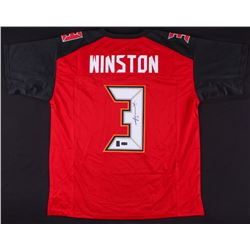 Jameis Winston Signed Jersey (Radtke COA  Winston Hologram)