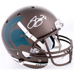 Le'Veon Bell Signed Michigan Spartans Full-Size Helmet (JSA Hologram)