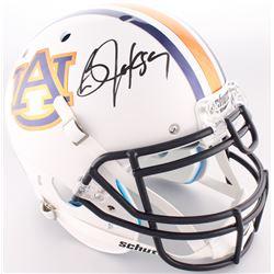Bo Jackson Signed Auburn Tigers Full-Size Authentic On-Field Helmet (Jackson Hologram)