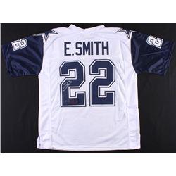 Emmitt Smith Signed Jersey (Smith Hologram  Radtke COA)