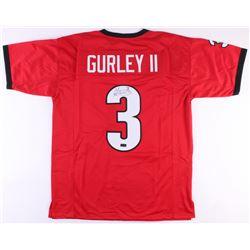 Todd Gurley Signed Jersey (Radtke COA)