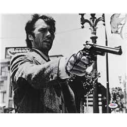 Clint Eastwood Signed 11x14 Photo (PSA LOA)