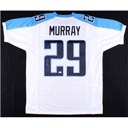 DeMarco Murray Signed Jersey (JSA COA  Murray Hologram)
