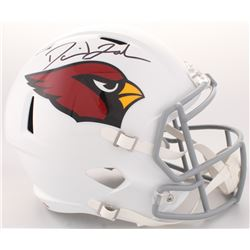 David Johnson Signed Cardinals Full-Size Speed Helmet (Beckett COA)