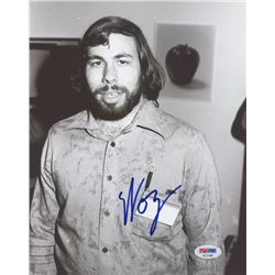 Steve Wozniak Signed 8x10 Photo (PSA COA)