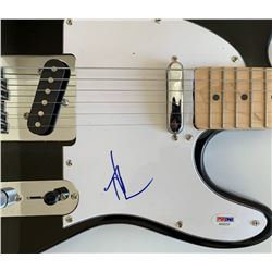 Tim McGraw Signed Full-Size Huntington Electric Guitar (PSA COA)