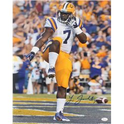 Leonard Fournette Signed LSU Tigers 16x20 Photo (JSA COA)
