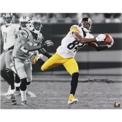 Antonio Brown Signed Steelers 16x20 Photo (JSA COA)