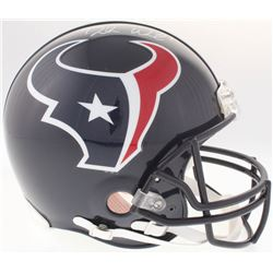 Deshaun Watson Signed Texans Authentic On-Field Full-Size Helmet (JSA COA)