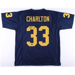Taco Charlton Signed Jersey (Radtke COA)
