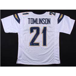 "LaDainian Tomlinson Signed Jersey Inscribed ""HOF 17"" (Radtke COA  Tomlinson Hologram)"