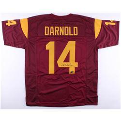 Sam Darnold Signed Jersey (Radtke COA)