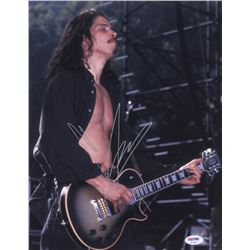 Chris Cornell Signed 11x14 Photo (PSA Hologram)