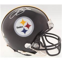 Le'Veon Bell Signed Steelers Mini Helmet (JSA COA)