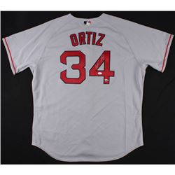 David Ortiz Signed Boston Red Sox Jersey (JSA COA  Fanatics Hologram)