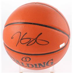 Kevin Durant Signed NBA Game Ball Series Basketball (Panini Hologram)