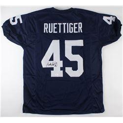 Rudy Ruettiger Signed Jersey (JSA COA)