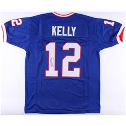 Jim Kelly Signed Jersey (JSA COA)